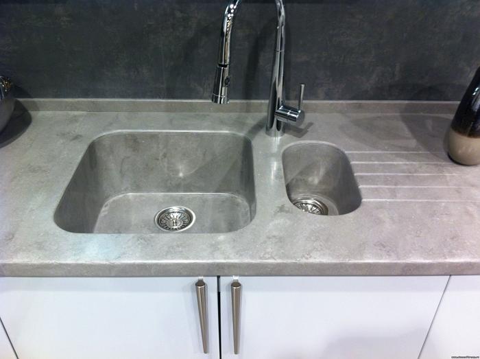 каменная кухонная мойка