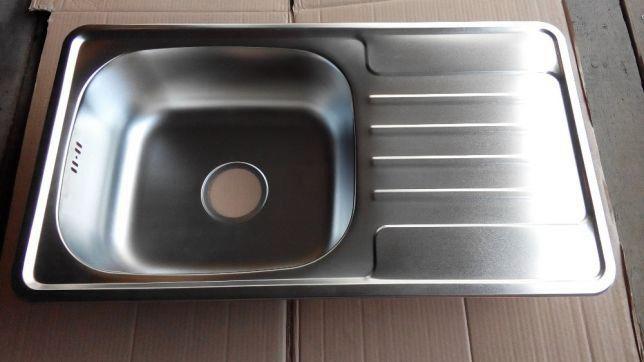 Разновидности кухонных моек из нержавеющей стали